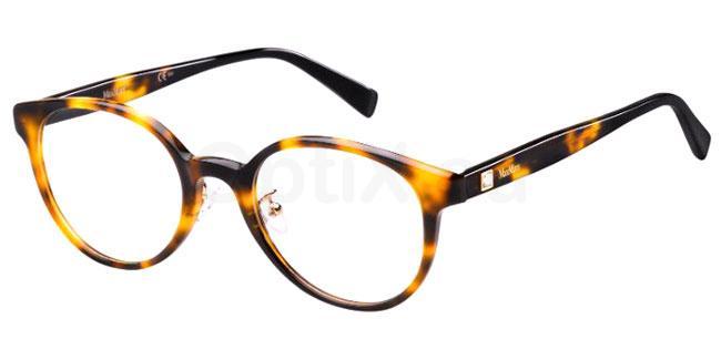 581 MM 1359/F Glasses, MaxMara Occhiali