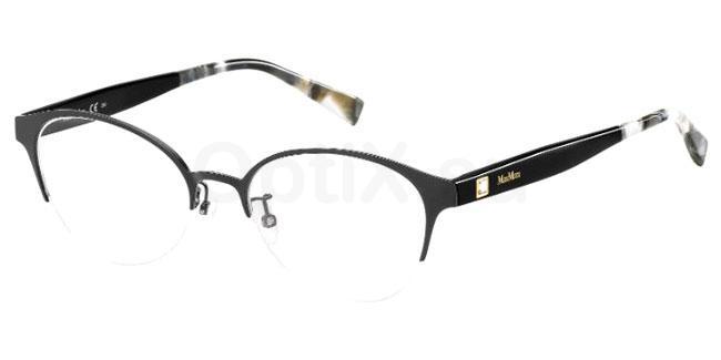 003 MM 1362/F Glasses, MaxMara Occhiali