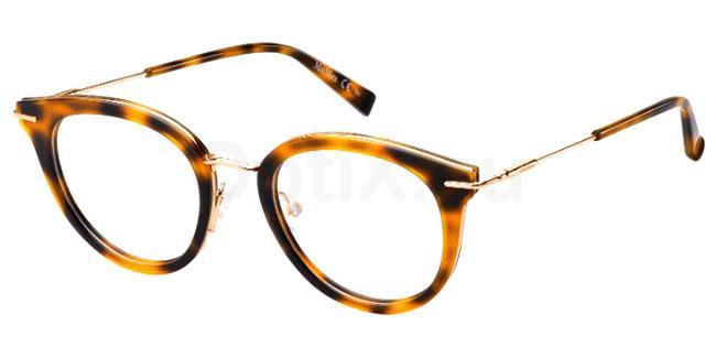 086 MM 1371 Glasses, MaxMara Occhiali