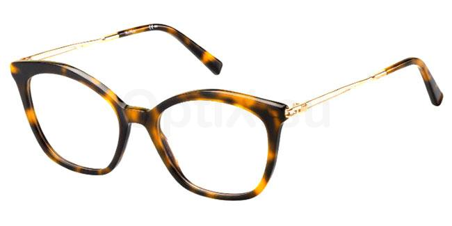 086 MM 1383 Glasses, MaxMara Occhiali