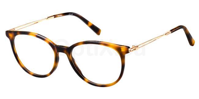 086 MM 1384 Glasses, MaxMara Occhiali