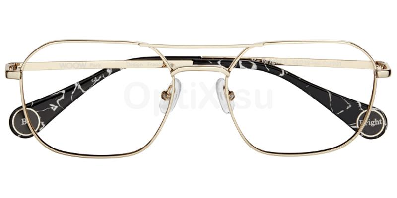 901 BE BRIGHT 2 Glasses, Woow