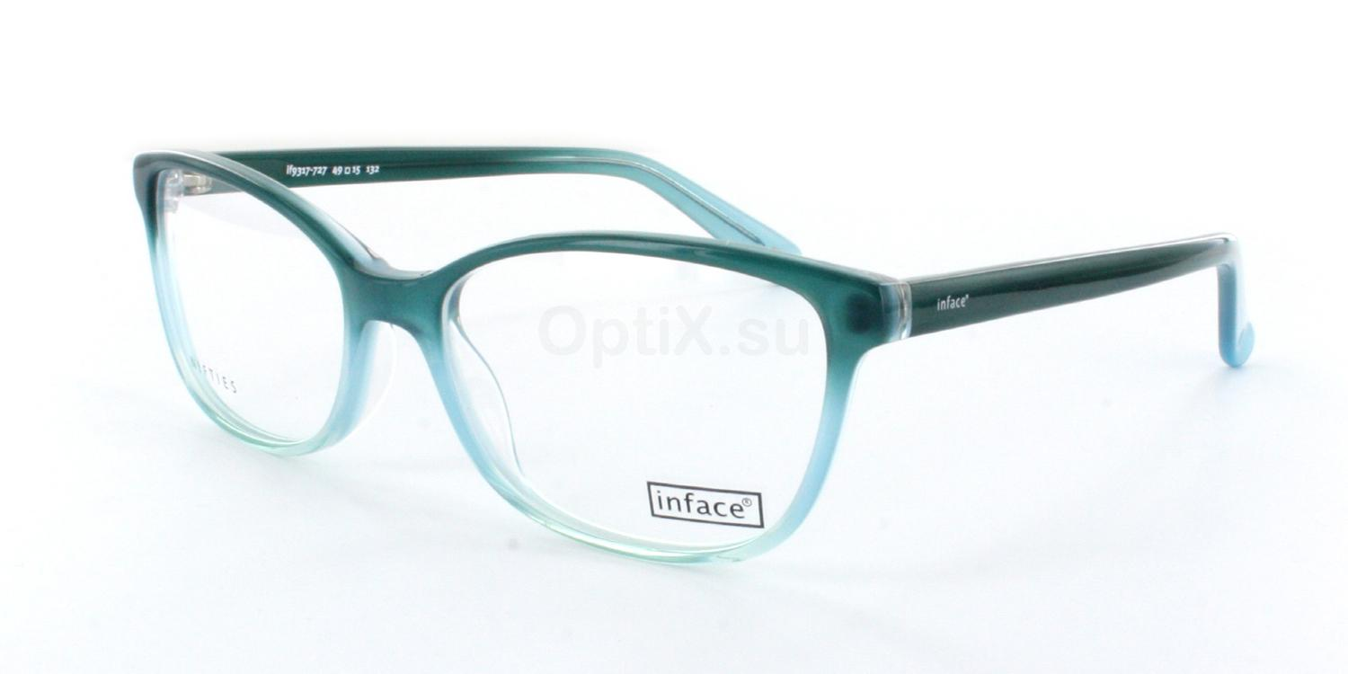 727 IF 9317 Glasses, Inface in Love