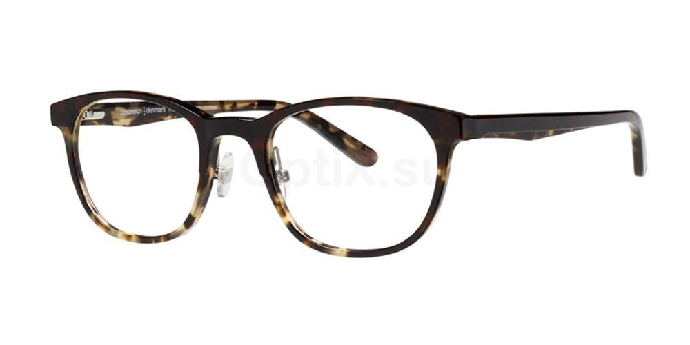 4034 3608 - 1 with nosepads Glasses, ProDesign Denmark