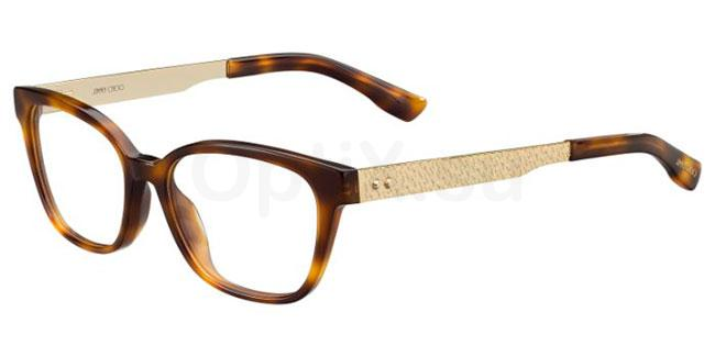 BHZ JC160 Glasses, JIMMY CHOO