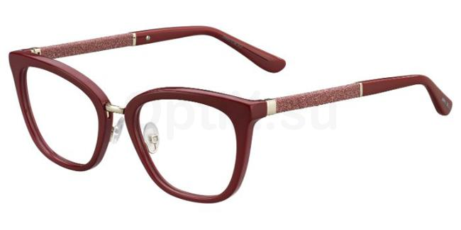 KGR JC165 Glasses, JIMMY CHOO