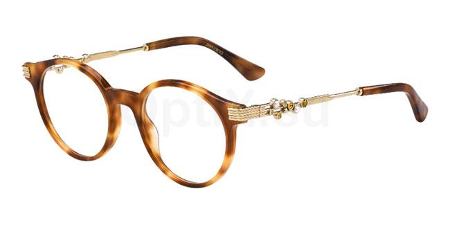 086 JC213 Glasses, JIMMY CHOO