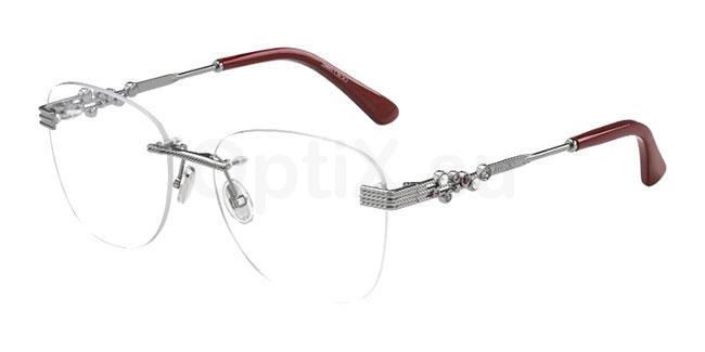 GHP JC214 Glasses, JIMMY CHOO