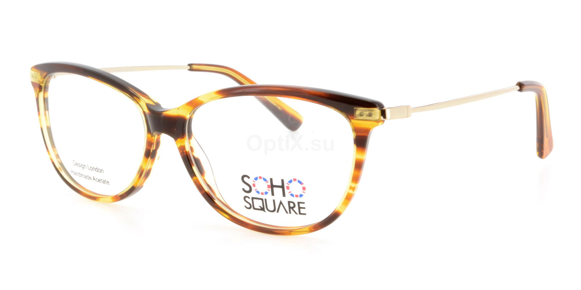 C1 SS 032 Glasses, Soho Square
