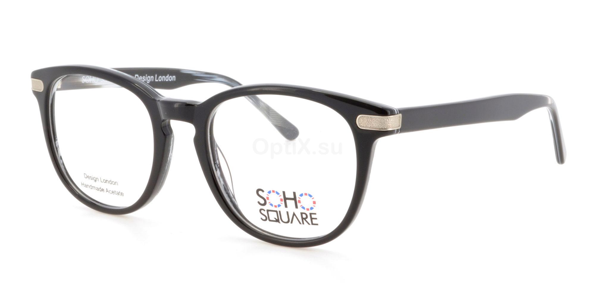 C1 SS 033 Glasses, Soho Square