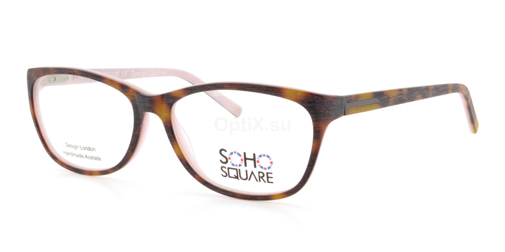 C1 SS 036 Glasses, Soho Square