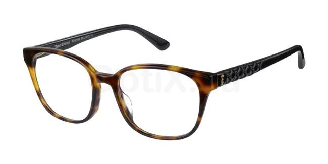 086 JU 186 Glasses, Juicy Couture