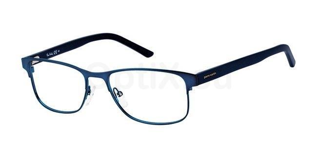 R2L P.C. 6781 Glasses, Pierre Cardin