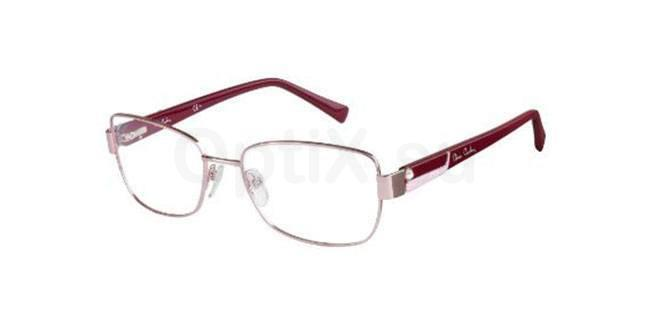PWJ P.C. 8820 Glasses, Pierre Cardin