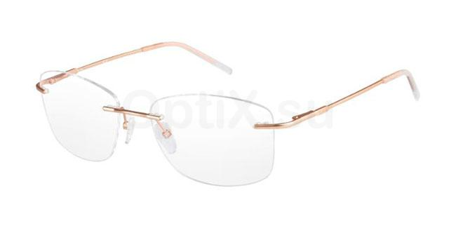 03O P.C. 8826 Glasses, Pierre Cardin