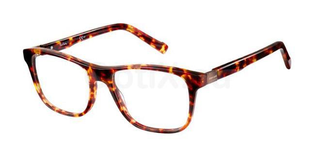 086 P.C. 6195 Glasses, Pierre Cardin