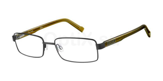 003 P.C. 6834 Glasses, Pierre Cardin