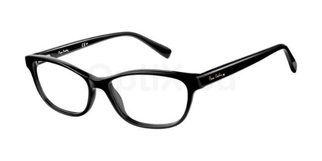 807 P.C. 8448 Glasses, Pierre Cardin