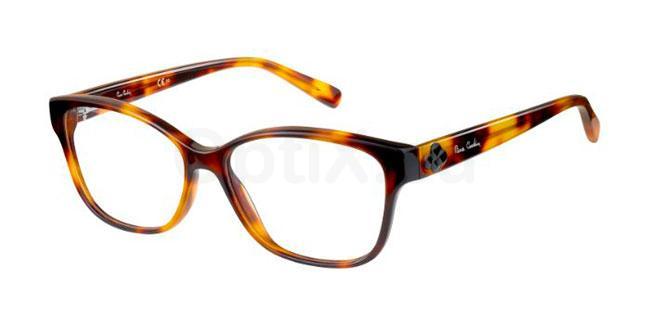086 P.C. 8450 Glasses, Pierre Cardin