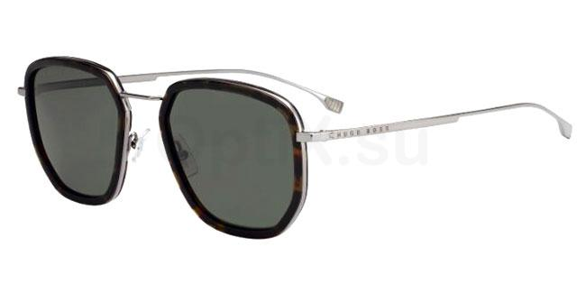 086 (QT) BOSS 1029/F/S Sunglasses, BOSS Hugo Boss