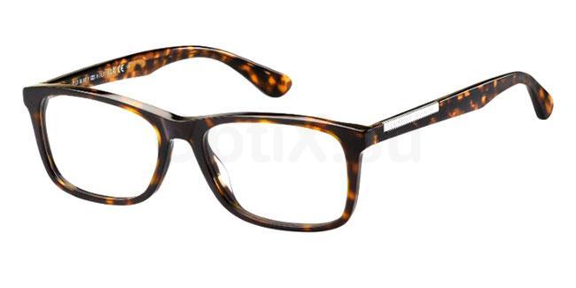 086 TH 1595 Glasses, Tommy Hilfiger