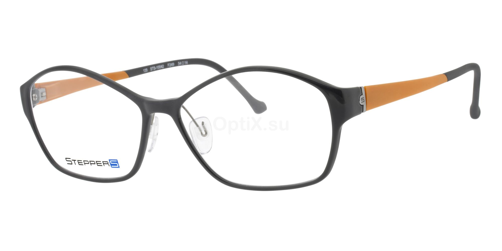 F249 STS 10042 Glasses, StepperS