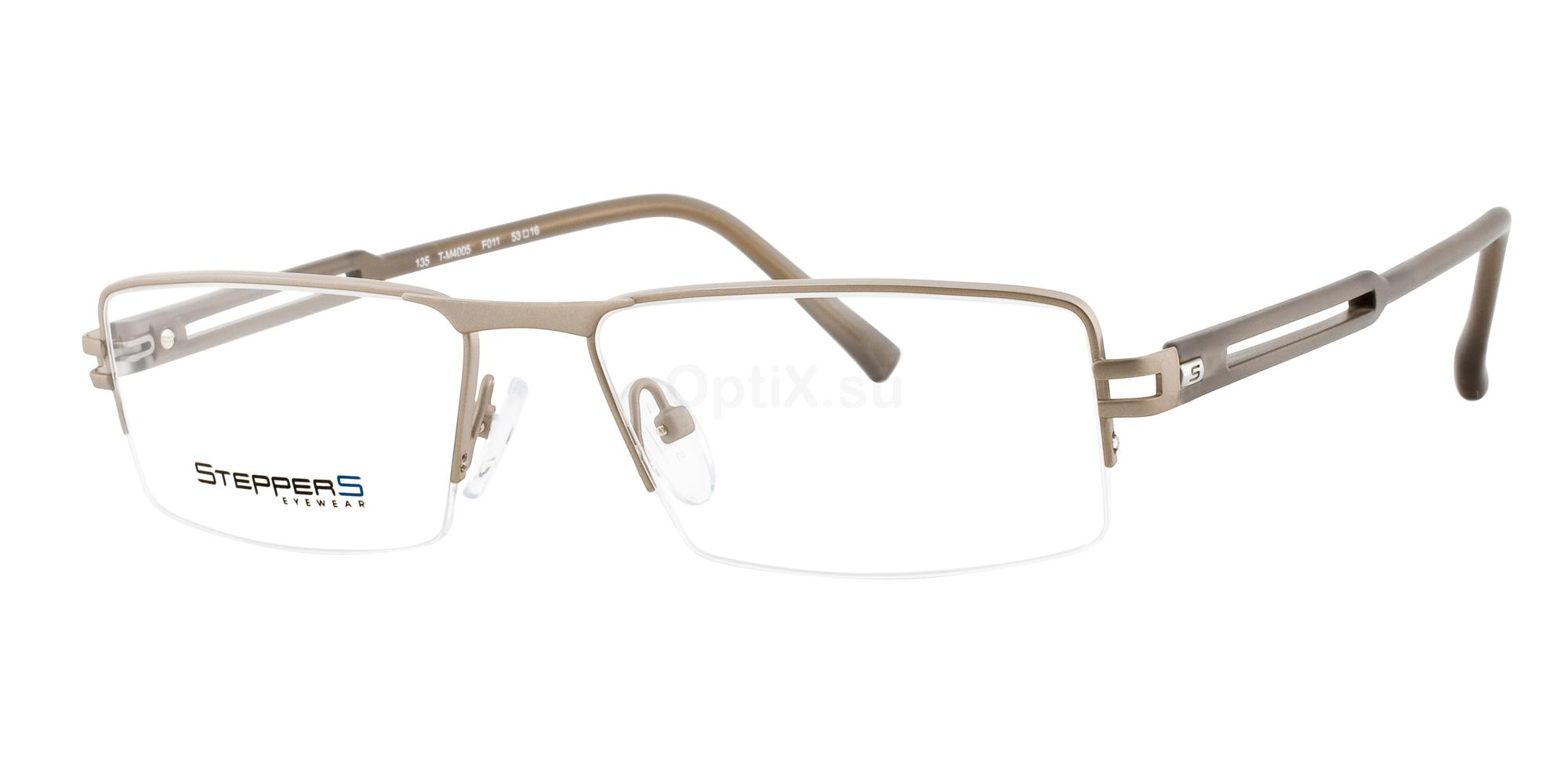 F011 STS 40005 Glasses, StepperS