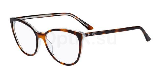 U61 MONTAIGNE25 Glasses, Dior