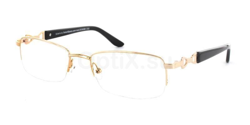 C02 DC6398 Glasses, Sirius