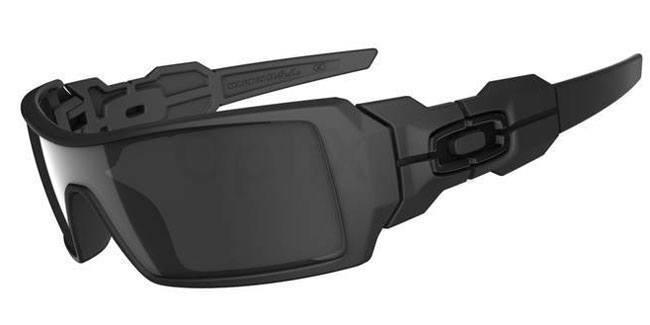 03-464 OO9081 OIL RIG Sunglasses, Oakley