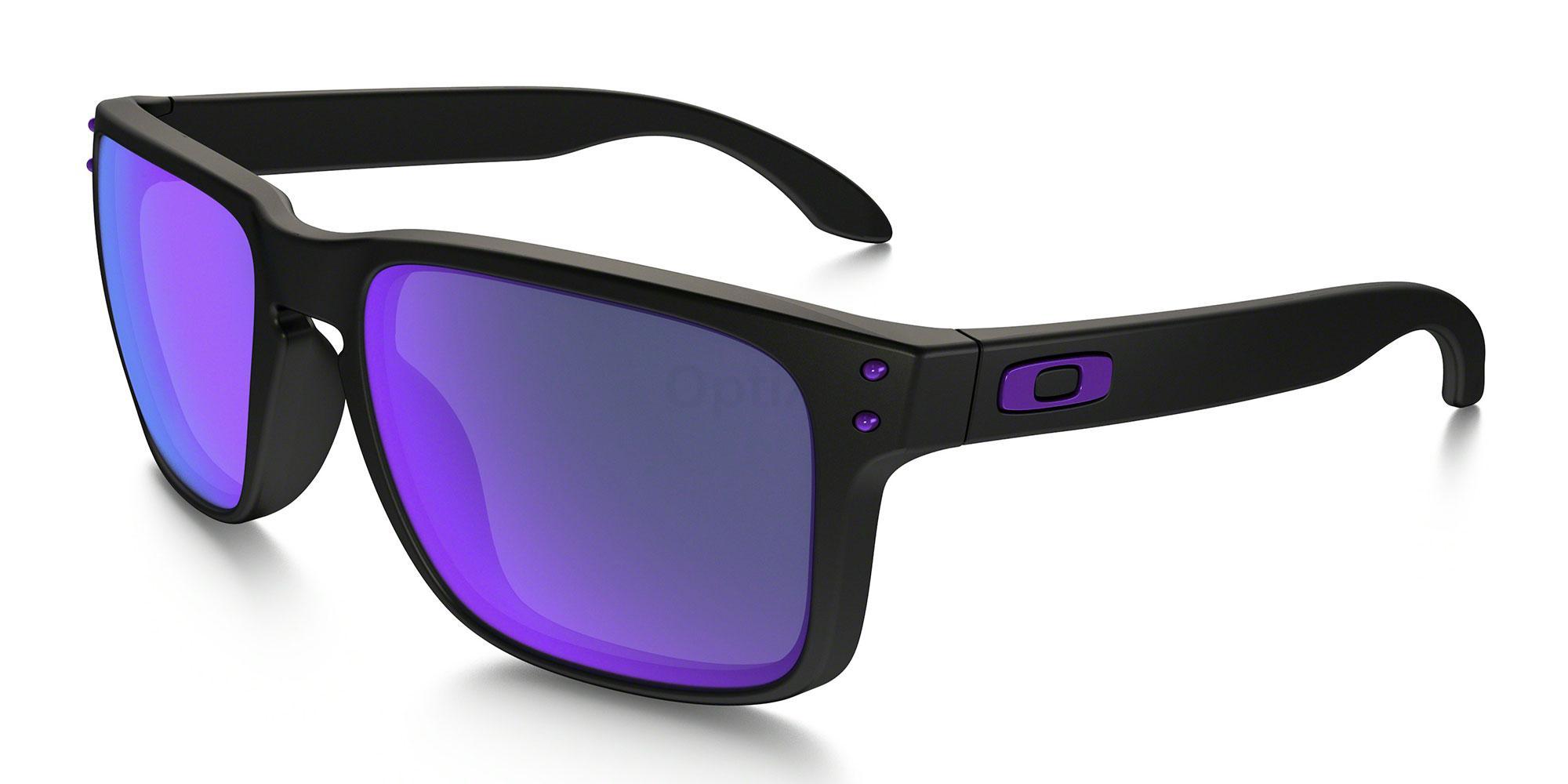 910226 OO9102 JULIAN WILSON SIGNATURE SERIES HOLBROOK Sunglasses, Oakley
