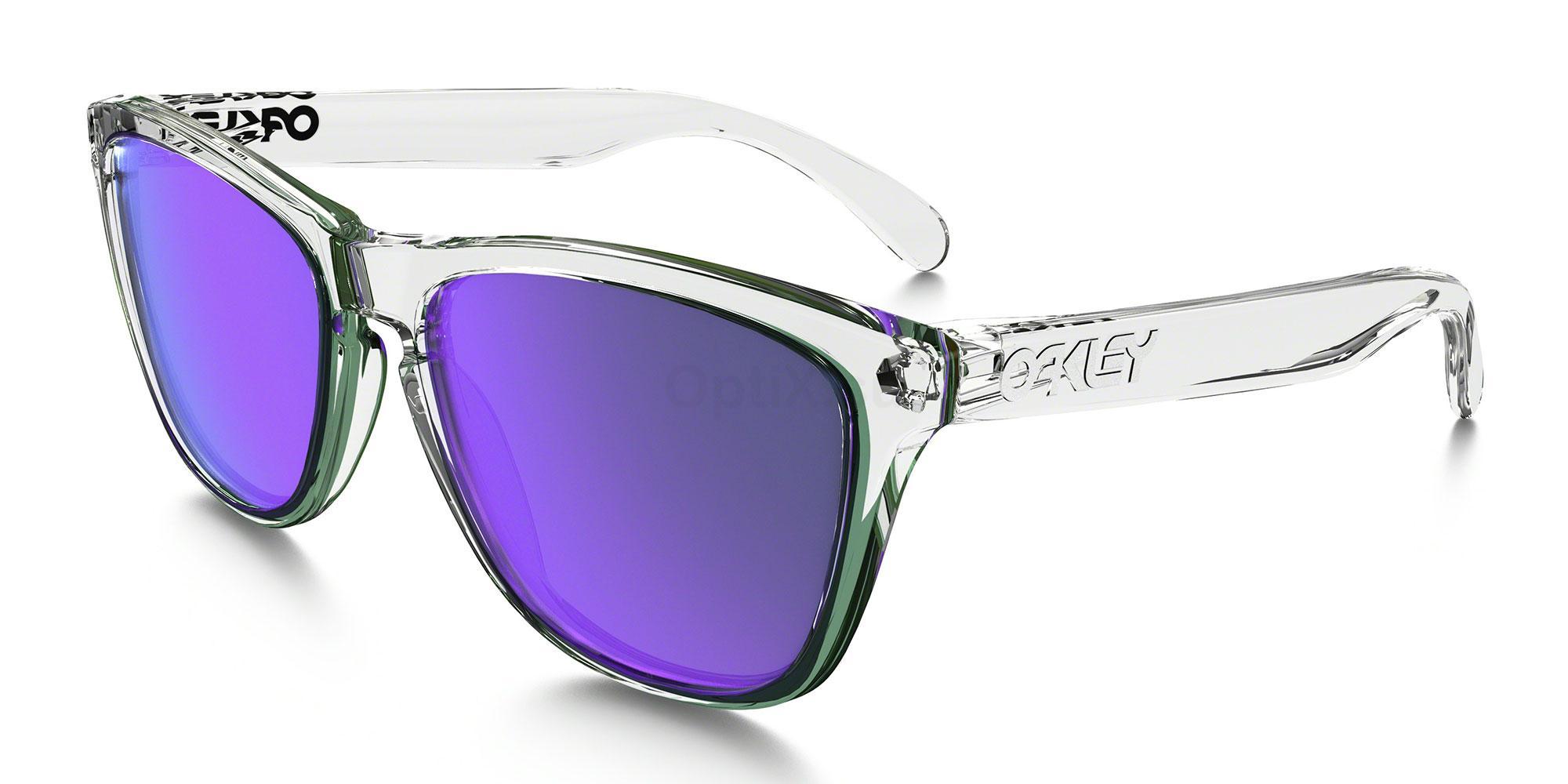 24-305 OO9013 FROGSKINS (Standard) Sunglasses, Oakley
