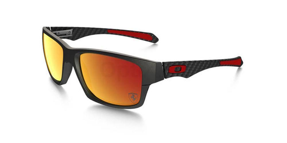 922006 OO9220 SPECIAL EDITION FERRARI POLARIZED JUPITER CARBON , Oakley