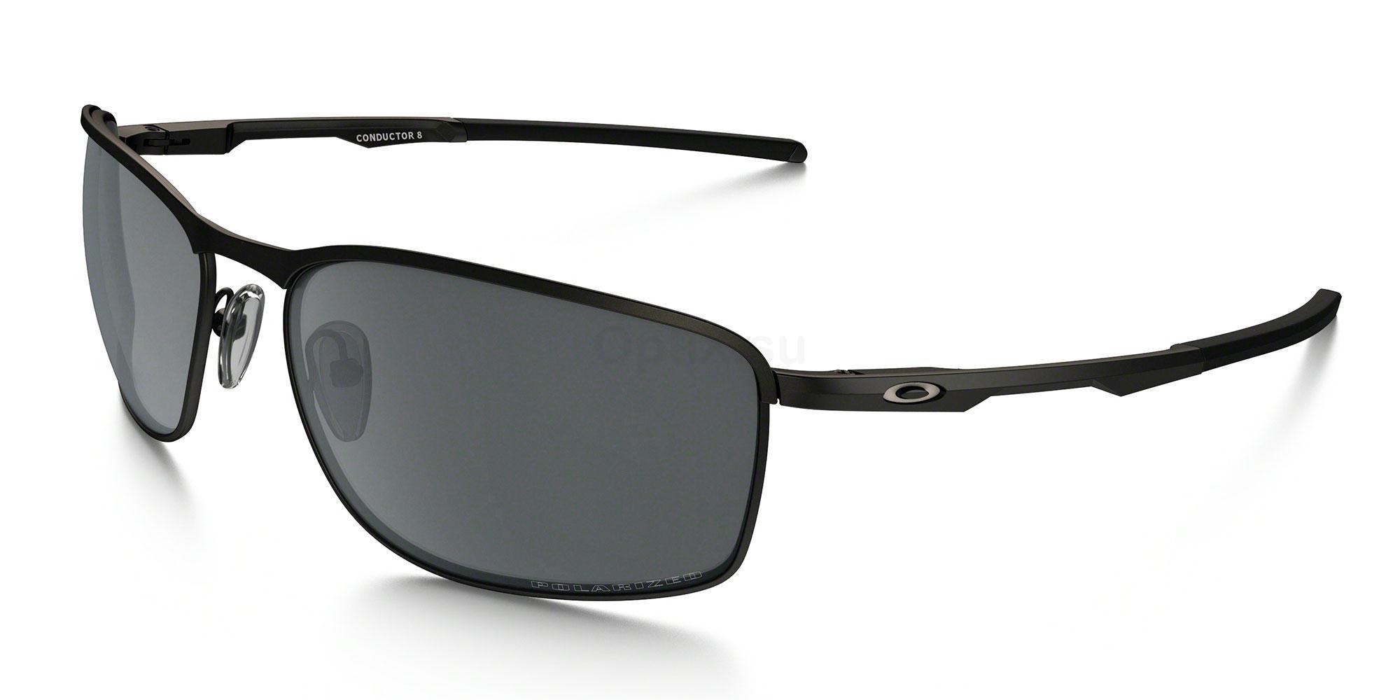 410702 OO4107 POLARIZED CONDUCTOR 8 Sunglasses, Oakley