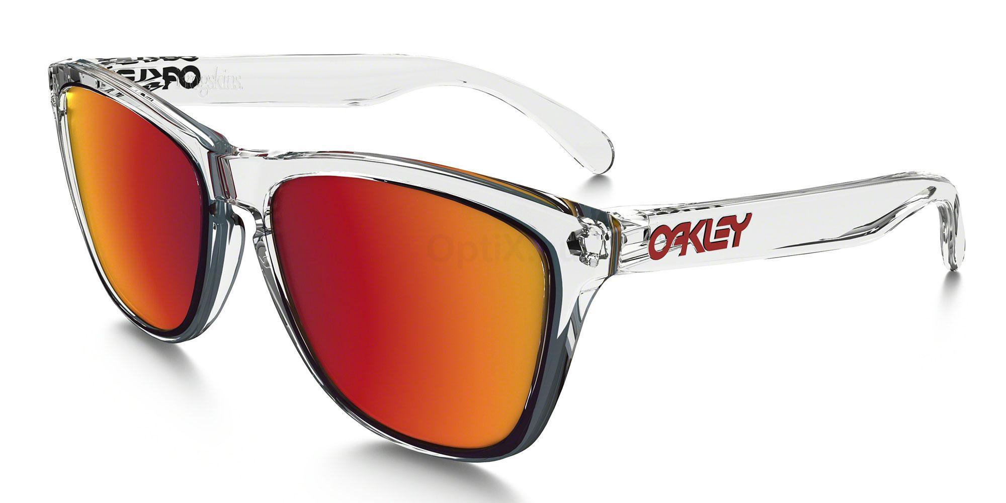 9013A5 OO9013 FROGSKINS Sunglasses, Oakley