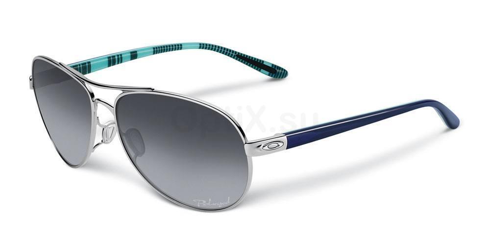 407907 OO4079 FEEDBACK (Polarized) Sunglasses, Oakley Ladies