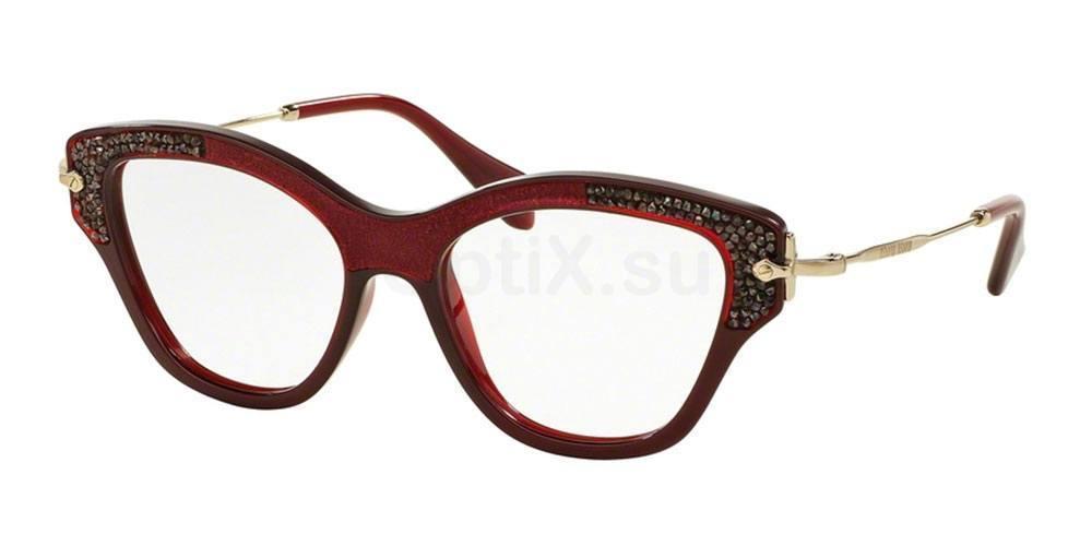 TKW1O1 MU 07OV Glasses, Miu Miu