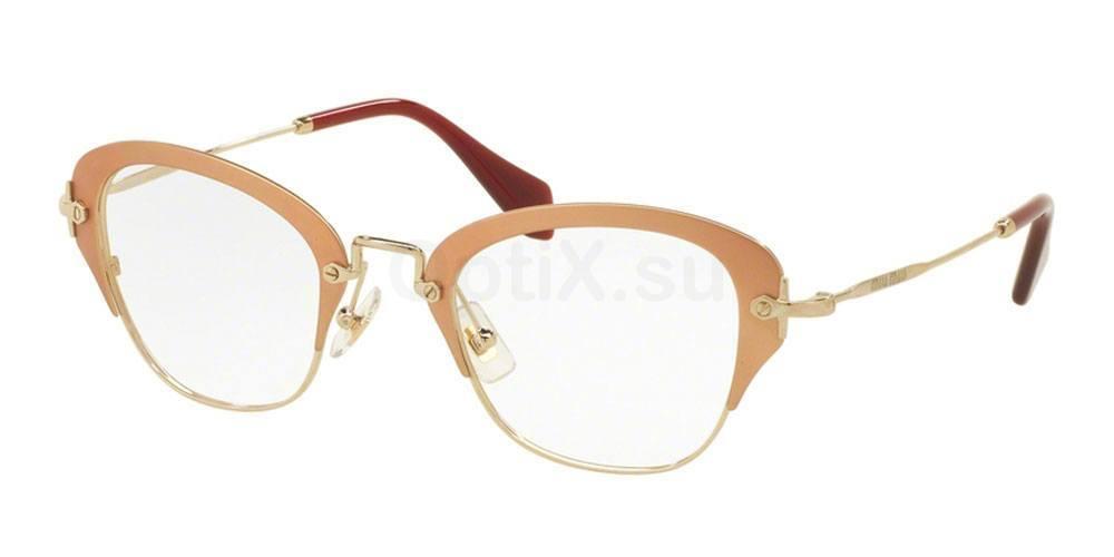 UF01O1 MU 53OV Glasses, Miu Miu