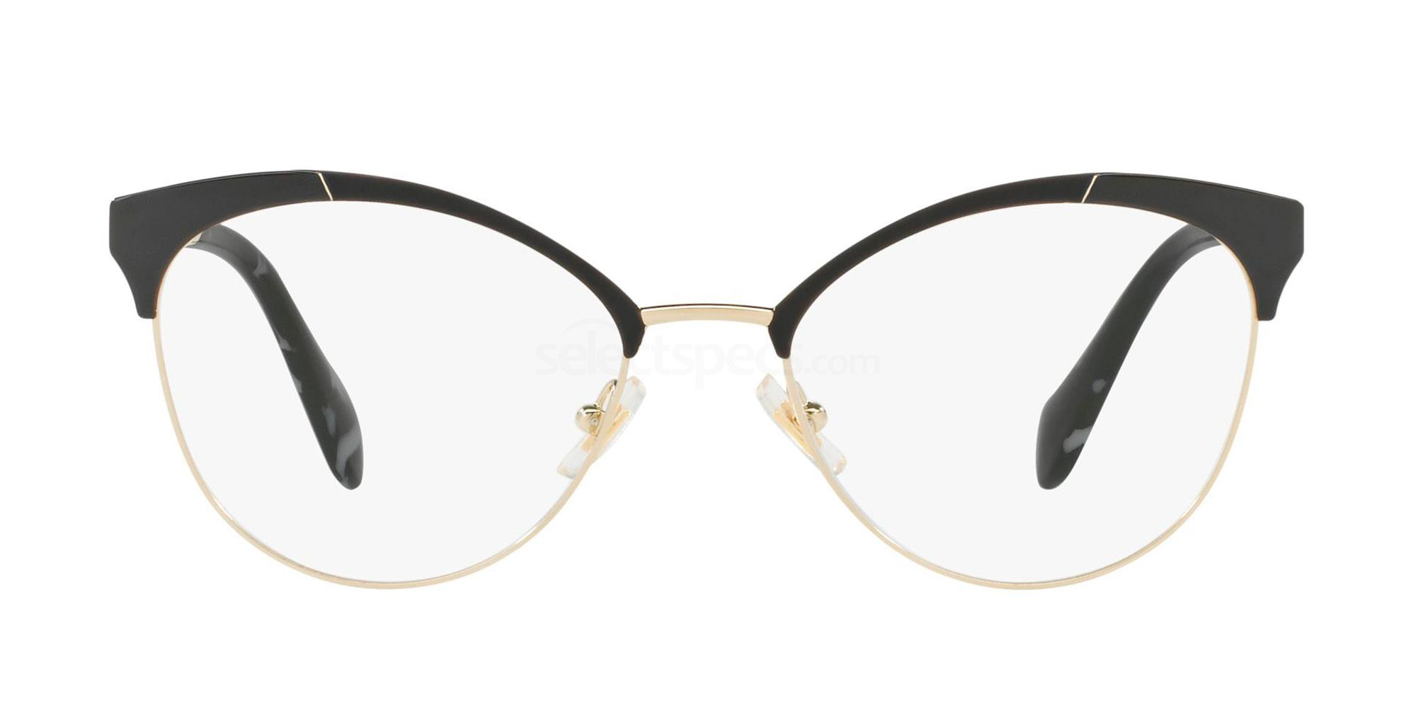 1AB1O1 MU 50PV Glasses, Miu Miu
