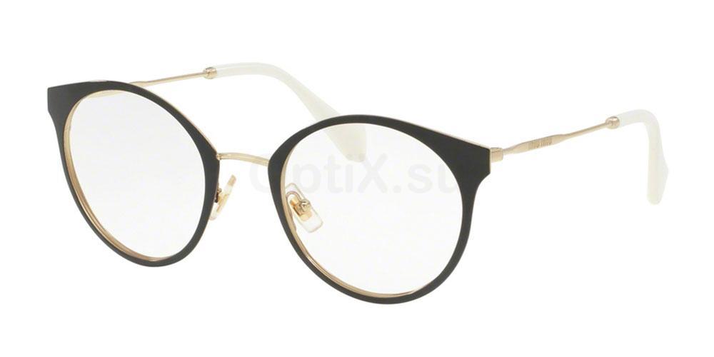 1AB1O1 MU 51PV Glasses, Miu Miu