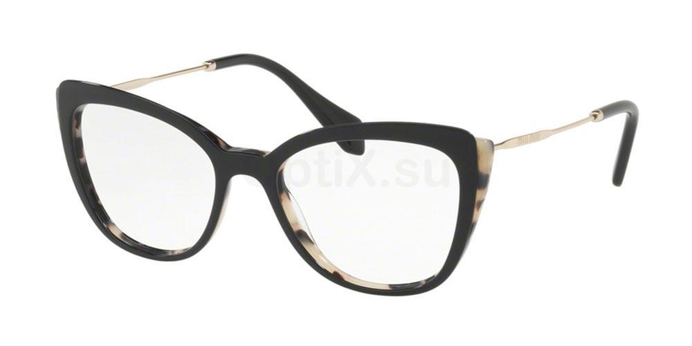 ROK1O1 MU 02QV Glasses, Miu Miu