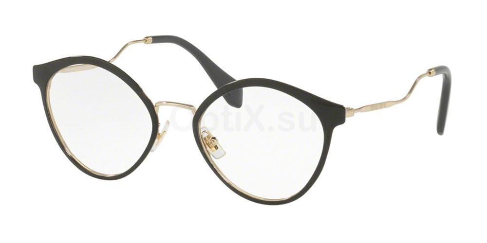 1AB1O1 MU 52QV Glasses, Miu Miu