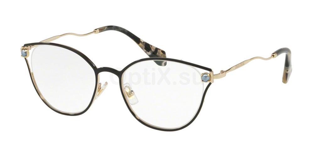 1AB1O1 MU 53QV Glasses, Miu Miu