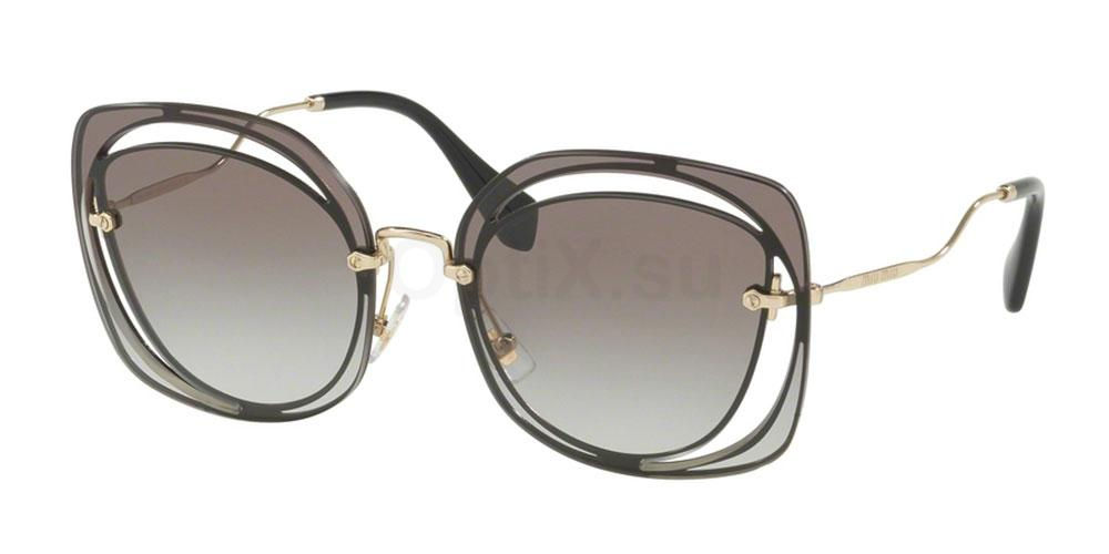1AB0A7 MU 54SS Sunglasses, Miu Miu