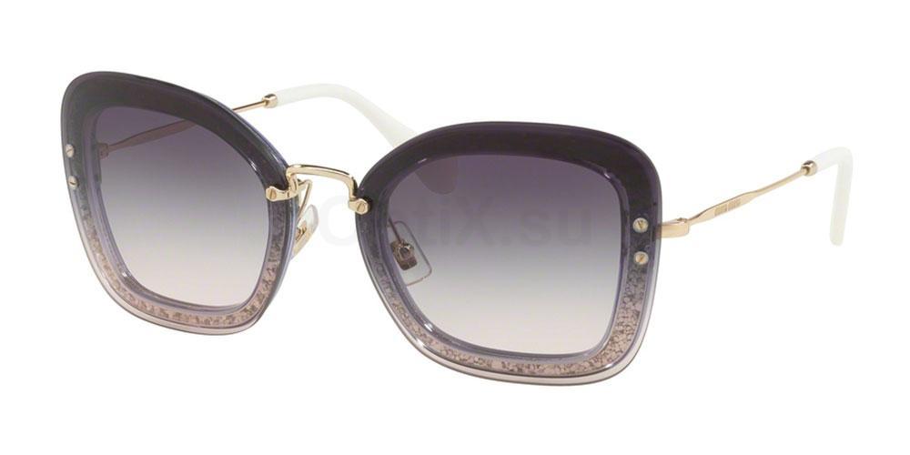 86LNJ0 MU 02TS Sunglasses, Miu Miu