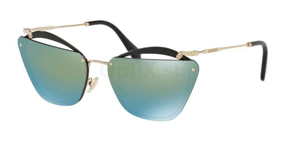 1AB4J2 MU 54TS Sunglasses, Miu Miu