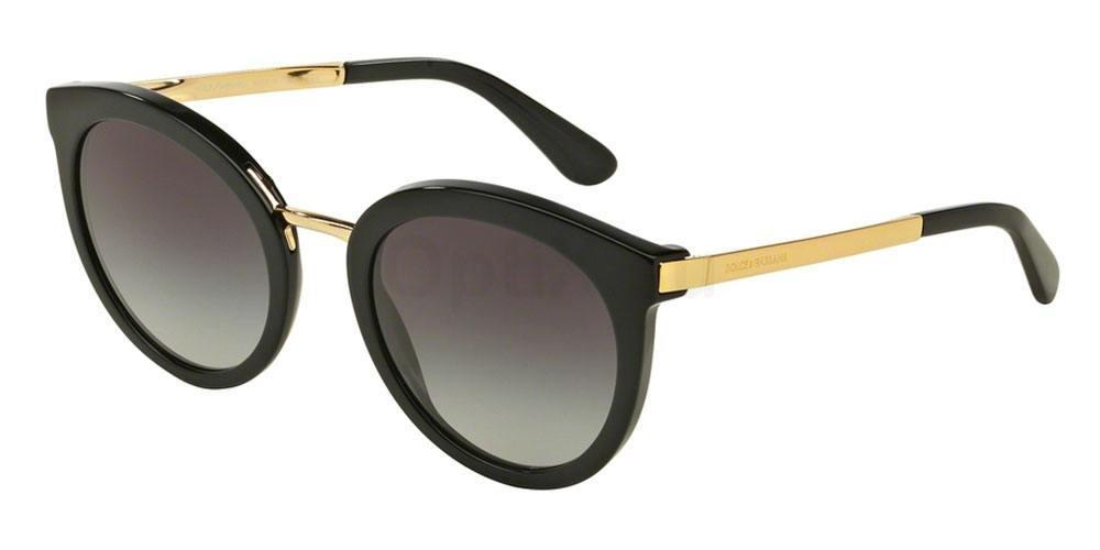 501/8G DG4268 Sunglasses, Dolce & Gabbana