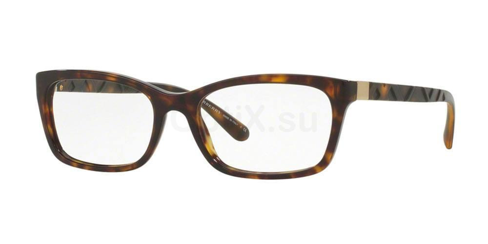 3002 BE2220 Glasses, Burberry