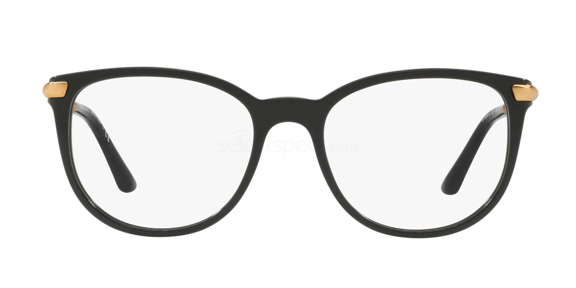3001 BE2255Q Glasses, Burberry
