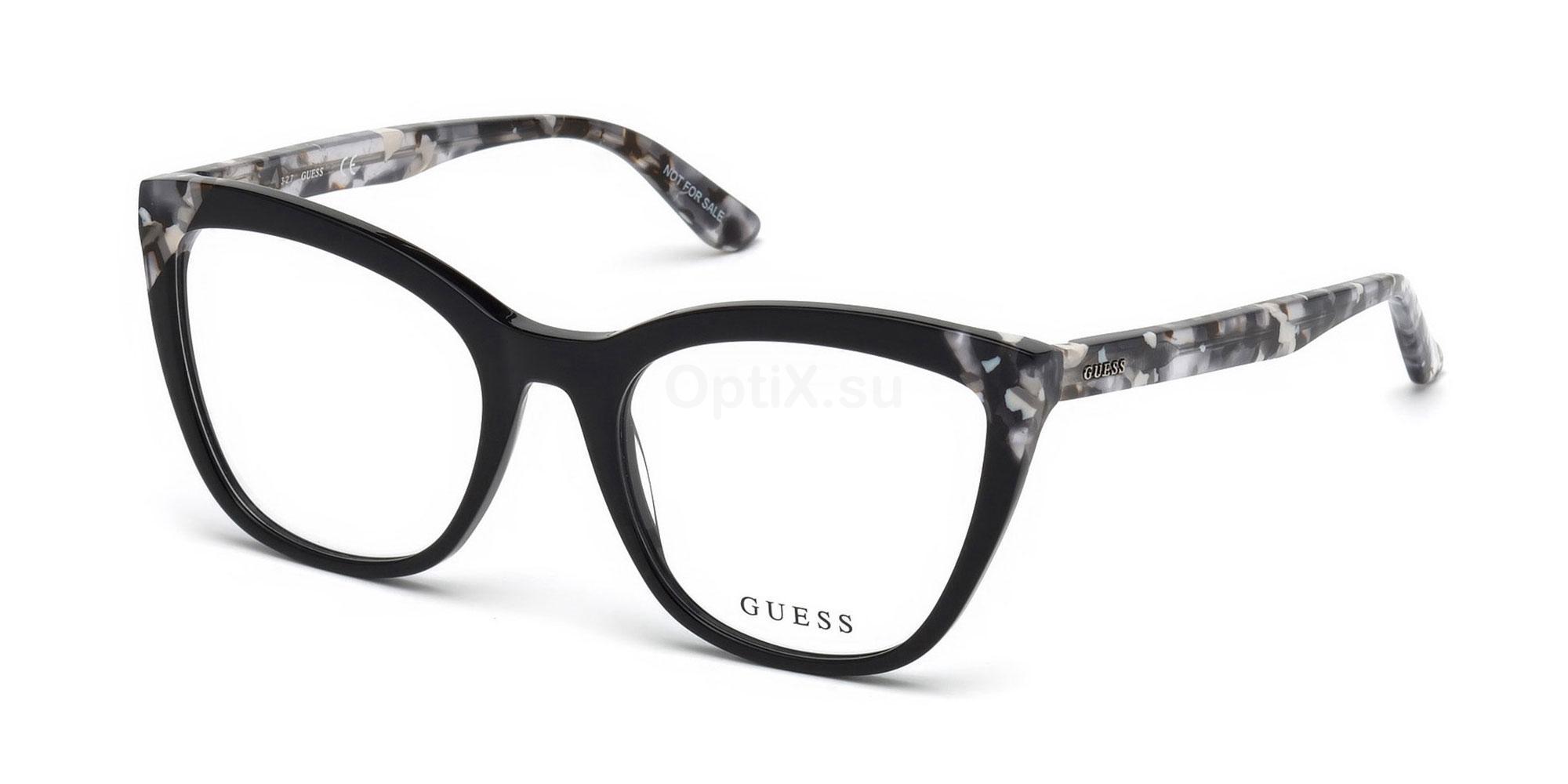 001 GU2674 Glasses, Guess